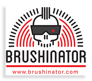 Brushinator Logo